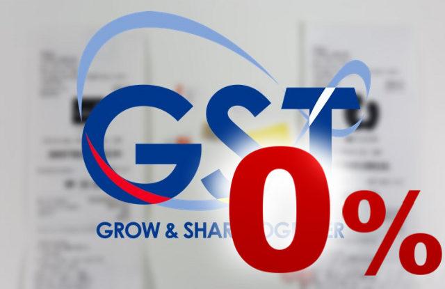 GST Zerorized