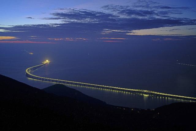 China's New Bridge 2018