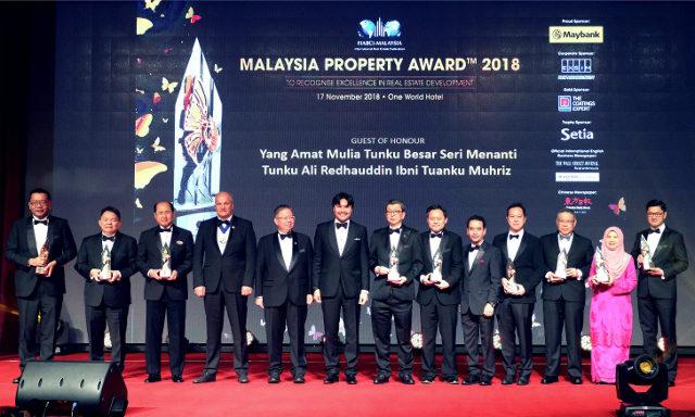 Malaysia Property Award 2018