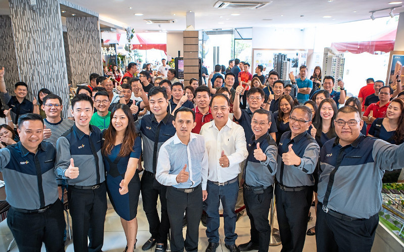 Iconic Point Soft Launch in Penang