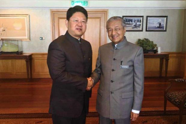 Mahathir Bai-Tian