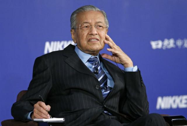 Mahathir on Economy