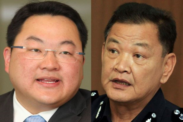 IGP to Jho Low