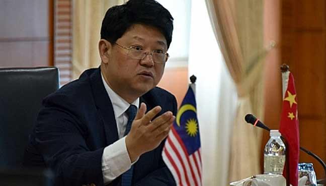 Bai Tian China Ambassador